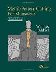 Metric Pattern Cutting for Menswear de…