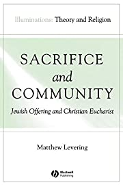 Sacrifice and Community: Jewish Offering and…
