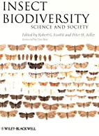 Insect Biodiversity: Science and Society by…