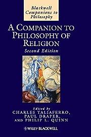A Companion to Philosophy of Religion de…