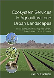 Ecosystem Services in Agricultural and Urban…