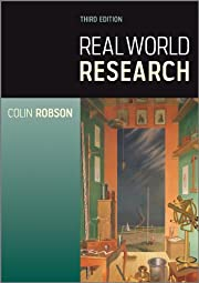 Real world research : a resource for users…