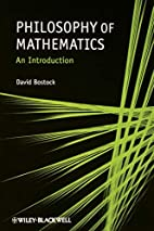Philosophy of Mathematics: An Introduction…