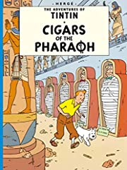 Herge: Cigars of the Pharaoh (Adventures of…