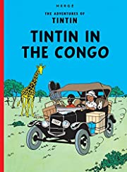 Tintin in the Congo (The Adventures of…