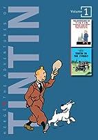 The Adventures of Tintin 01-02 (Tintin in…
