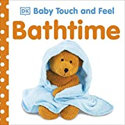 Baby Touch and Feel Bathtime de DK