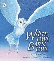 White Owl, Barn Owl (Nature Storybooks) por…
