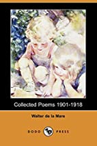 Poems : 1901-1918 by Walter De la Mare