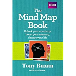 The Mind Map Book: Unlock Your Creativity, Boost Your Memory, Change