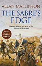 The Sabre's Edge: (Matthew Hervey 5) by…