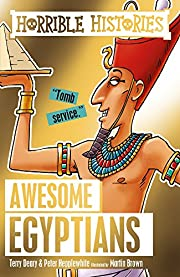 Horrible Histories Awesome Egyptians –…
