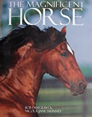 The Magnificent Horse (Coffee Table) by Bob…