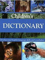 CHILDREN'S ILLUSTRATED DICTIONARY af…