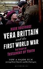 Vera Brittain and the First World War: The…