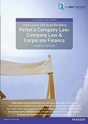 Pettet, Lowry & Reisberg's Company Law:…