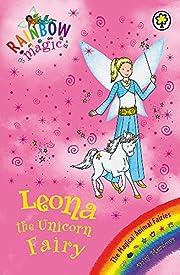Leona the Unicorn Fairy de Daisy Meadows