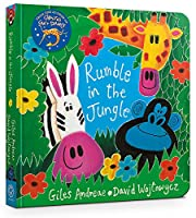 Rumble In The Jungle de Giles Andreae