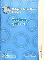 Nelson International Science Teacher's…