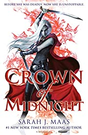 Crown of Midnight (Throne of Glass) av Sarah…