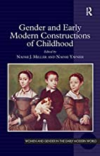Gender and early modern constructions of…