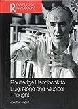Luigi Nono and musical thought / Jonathan Impett