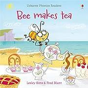 Bee Makes Tea (Usborne Phonics Readers) door…