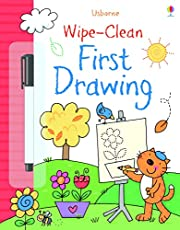 Wipe-Clean First Drawing (Usborne Wipe Clean…