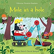 Mole in a Hole (Phonics Readers) –…