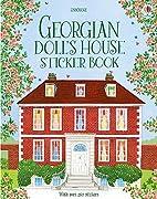 Georgian Doll's House Sticker Book…