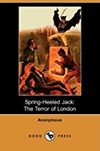 Spring Heeled Jack: The Terror of London…