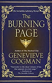 The Burning Page (An Invisible Library…