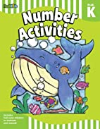 Number Activities: Grade Pre-K-K (Flash…