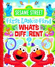 First Look and Find: Sesame Street What s…