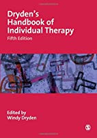 Dryden's Handbook of Individual Therapy…