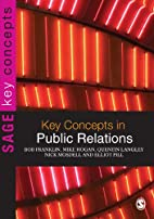 Key Concepts in Public Relations (Key…
