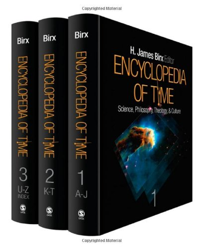 PDF] Encyclopedia of Time: Science, Philosophy, Theology, & Culture