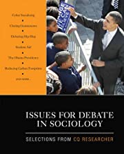 Issues for Debate in Sociology: Selections…