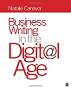 Business Writing in the Digital Age by…