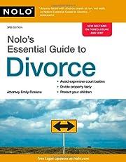 Nolo's Essential Guide to Divorce de Emily…