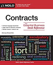 Contracts: The Essential Business Desk…