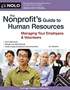 The Nonprofit's Guide to Human Resources:…