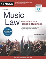 Music Law: How to Run Your Band's Business…