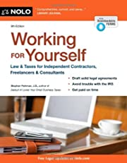 Working for Yourself: Law & Taxes for…