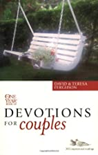 The One Year Book of Devotions for Couples…