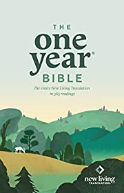 The One Year Bible NLT (Softcover) av…