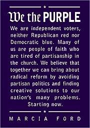 We the Purple: Faith, Politics, and the…