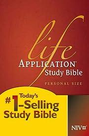 NIV Life Application Study Bible, Second…