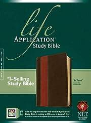 NLT Life Application Study Bible, Second…