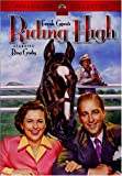 Frank Capra's Riding high / a Paramount Picture ; screenplay by Robert Riskin ; produced and directed by Frank Capra
